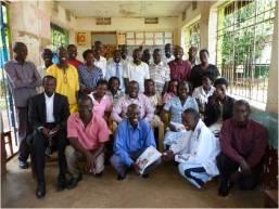 Teachers at Maria's Care
